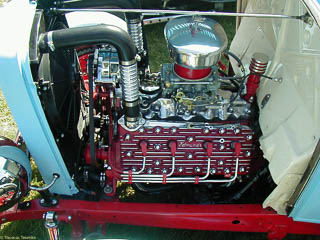 National Association for the Advancement of the Flathead coupe at Tyrods 2001